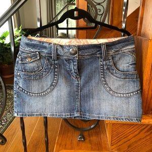 American Rag Jeans Skirt 13